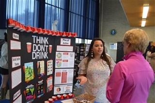 Social Justice Fair Dedicated to Alumna Nikki Tishler '07