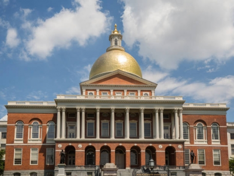 Massachusetts Student Government Day